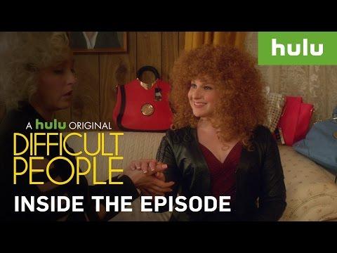 Inside The Episode: Italian Piñata • Difficult People on Hulu