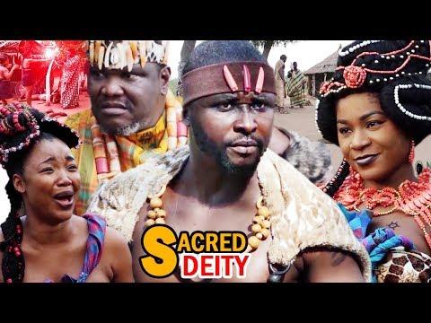 "New Movie Alert ""SACRED DEITY"" Season 1 - Ugezu J Ugezu 2019 Latest Nollywood Epic Movie Full HD"