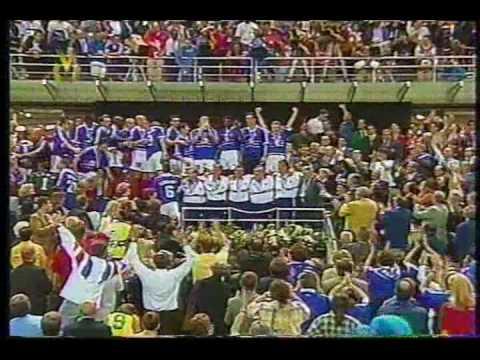 FIFA World Cup France 98: Brazil Vs France (Venevisión)