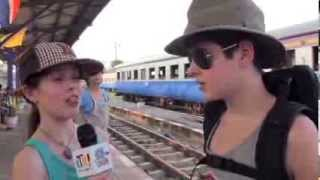 Kanchanaburi Thailand  City new picture : Great advice on - The Train from Bangkok to Kanchanaburi Thailand Kids Travel News 2014