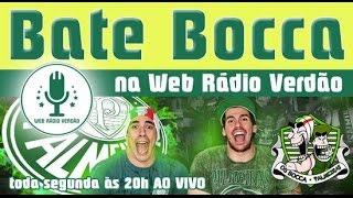 Pós-jogo Web Rádio Verdão - Palmeiras 2 x 1 Vitória Allianz Parque Campeonato Brasileiro 2016 Coletiva - Cuca