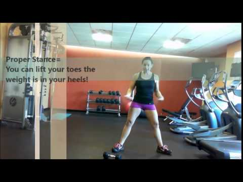 #1 Exercise to Tone Your Inner Thigh-Ashley Drummonds