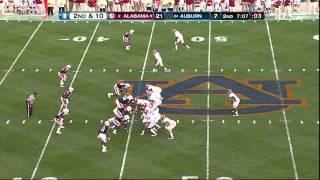 Trent Richardson vs Auburn (2011)