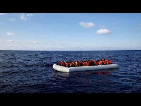 Πάνω από 200 νεκροί πρόσφυγες σε ναυάγιο ανοικτά της Λιβύης – world