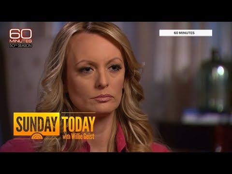 What To Expect From Stormy Daniels' '60 Minutes' Interview About Trump | Sunday TODAY