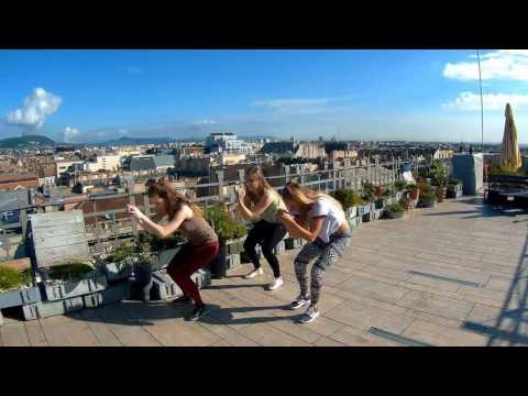 Contemporary dance WS / Budapest 360 / Zsófi Barbarics