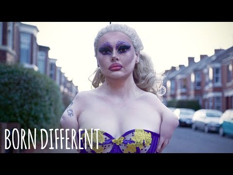 The Armless Drag Queen | BORN DIFFERENT