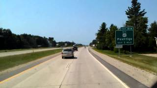 Marinette (WI) United States  city photos gallery : Marinette, Wisconsin headed South towards Appleton on US Highway 41