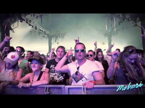 Dj Makasi @ Tomorrowland 2012