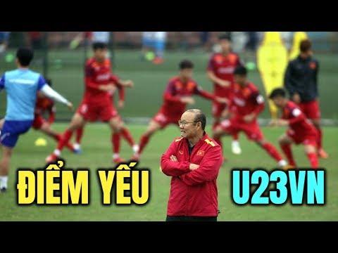 Những yếu điểm chết người của U23 Việt Nam trước vòng loại U23 Châu Á - Thời lượng: 15 phút.