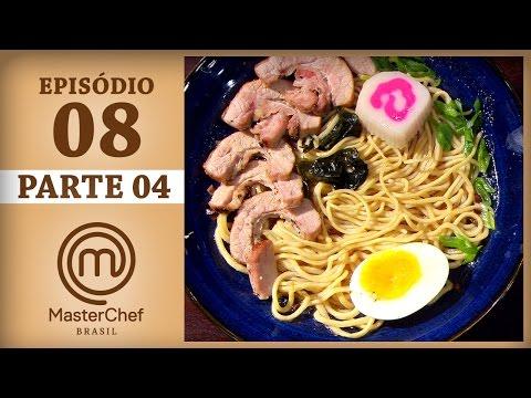 MASTERCHEF BRASIL 25042017  PARTE 4  EP 8  TEMP 04