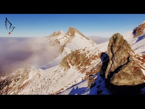 VIDEO - Belianske Tatry 4K
