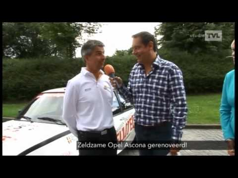 TV opnames Studio Tvl op 07/08/2012