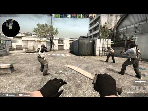 Counter - Strike : GO / Соревновательный Режим / Отличный Баланс / Серьезный Бой