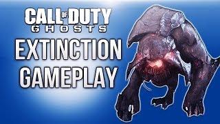 COD Ghosts: Extinction Gameplay With Vanoss, DaithiDeNogla & Miniladd