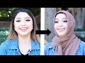 Download Lagu Women Try Wearing Hijabs For Hijab Day Mp3 Free