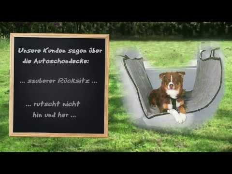 Autoschondecke Premium | HUND-unterwegs.de