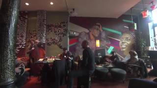 GIPSY KLEZMER LAB - a spontaneous meeting at GUZZO club - Barcelona jam session de klezmer y jazz manouche.https://www.facebook.com/RobindroNiko...Robindro Nikolic - clarineteAlejandro Frankel - contrabajo Carles Gutiérrez - guitarraDaniel Thomas - darabuka Gaby - cajón and friends...