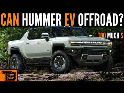 NEW Electric Hummer EV || Offroad Review