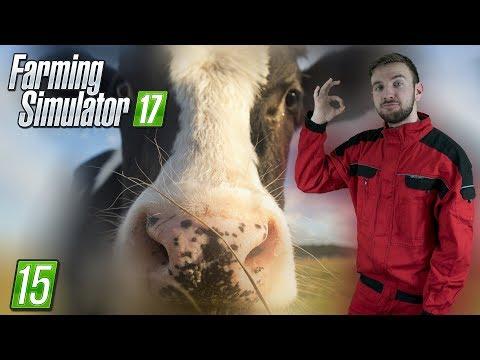 NAKRMENÉ KRAVIČKY | Farming Simulator 17 #15