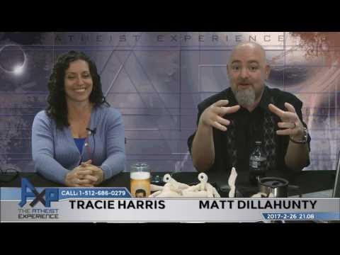 Atheist Experience 21.08 with Matt Dillahunty and Tracie Harris (видео)