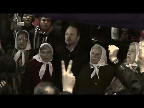 Αργεντινή: Διαδηλώσεις υπέρ της Εμπε ντε Μποναφίνι