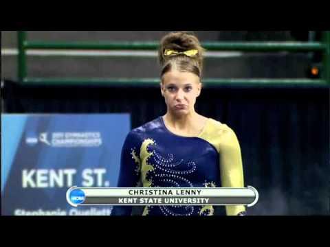 Christina Lenny VT 2011 NCAA Prelims