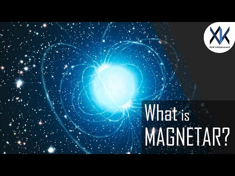 Magnetar The Most Powerful Magnet In The Universe (видео)