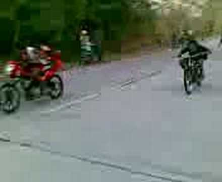 raider 150 VS. RS 100-modified DT. PAOAY-BATAC