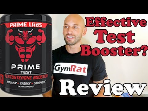 Prime Labs Testosterone Booster   Prime Test Supplement Review (Does it Work?)