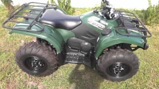 9. 2013 Yamaha Grizzly EPS 450 4X4 - 0.0 odo
