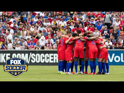 USMNT Must Beat Guyana 'in Style' | FOX Soccer Tonight™