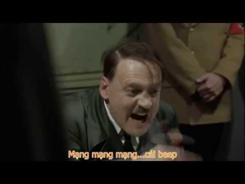 Hitler phát điên vì đứt cáp, không xem được VÕ TẮC THIÊN
