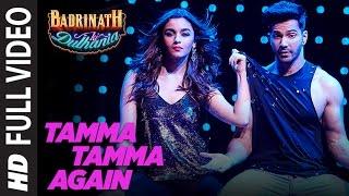 Tamma Tamma Again  Varun , Alia  Bappi L, Anuradha P  Tanis...