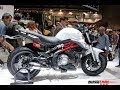 Benelli 302S First Look | EICMA 2017 LIVE (HD)