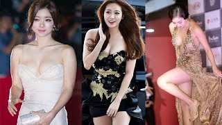 Video TOP 10 Most Revealing Red Carpet Dresses Worn By Korean Stars MP3, 3GP, MP4, WEBM, AVI, FLV Maret 2019