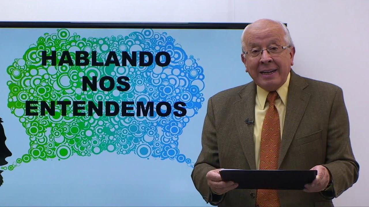 HABLANDO NOS ENTENDEMOS - INVITADO EMBAJADOR JAIME MERCHÁN TEMA LENGUA Y FICCIÓN