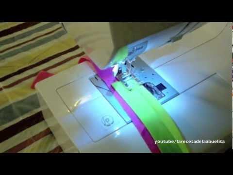 Cómo coser cinta bies de la manera correcta - La receta de la abuelita