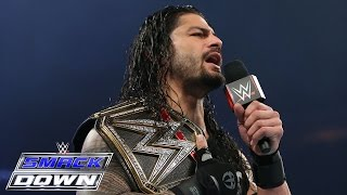 Nonton Sheamus Tried To Kick Roman Reigns Off Smackdown  Smackdown  December 17  2015 Film Subtitle Indonesia Streaming Movie Download