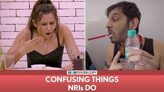 Video FilterCopy | Confusing Things NRIs Do | Ft. Radhika Bangia, Nitin Mirani, Viraj Ghelani, Madhu Gudi MP3, 3GP, MP4, WEBM, AVI, FLV Mei 2018