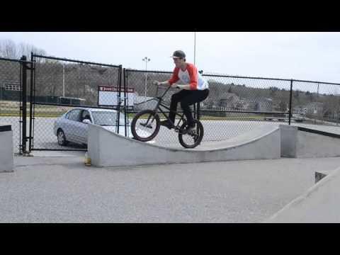 Joe X Cody @ Jewett City Skatepark