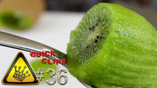 QC#36 - Easy Kiwi Lifehack - YouTube