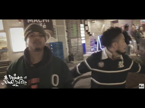 A REPORT FROM D.L.I.P Page 11(DUSTY HUSKY & MILES WORD / TENJIN O.Y. CORNER'S CYPHER)