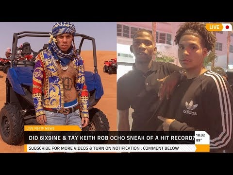 6ix9ine Stoopid Ft. Bobby Shmurda stolen from Roc Nation's Ocho Sneak?