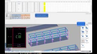 SRD 기둥 배근 모델링 따라하기