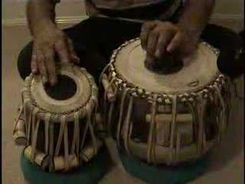 Tabla Lesson 11 by Venkat