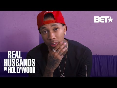 Tyga Is Bob Marley's Cousin! | Real Husbands Of Hollywood