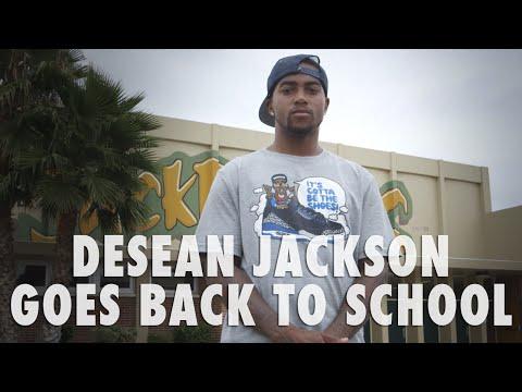 DeSean Jackson High School Homecoming -- First & Long, Sponsored by Nike