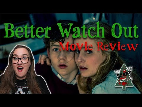 BETTER WATCH OUT (Movie Review) & 800 SUB THANK YOU