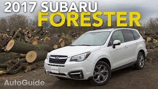 Subarus are popping up everywhere. Last year was the brand's best year in the U.S. in terms of sales, and there's no hint that Subaru is slowing down anytime soon.The Forester is one of Subaru's most successful products and is now reaching its 20th birthday with some important changes to its formula. Of course, this spike in popularity is well deserved and it all starts with how the Forester drives and how practical it is. A crossover is a vehicle that combines the driving style and feeling of a car with the size and practicality of an SUV. The Forester embodies this category so well. Unlike traditional SUVs, it's very easy to drive without a lot of body roll or bounciness. And unlike traditional cars, the Forester is very practical and full of space.Subscribehttp://www.youtube.com/subscription_center?add_user=AutoGuideVideoYouTube - http://www.youtube.com/user/AutoguideVideoFacebook - http://facebook.com/AutoGuideTwitter - http://twitter.com/AutoGuideGoogle+ - http://goo.gl/LBxsPWeb - http://www.AutoGuide.comAutoGuide reviews the latest new cars with test drives, car comparisons and shootouts plus coverage of breaking auto industry news, auto shows, rumors and spy photos. Help shop for your new car with informative car buying tips and car recall news, and be entertained with feature stories, Top 10s and car review videos.